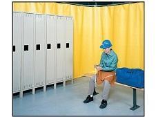 Partitions - Locker Room