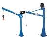 POWER LIFT JIB CRANES