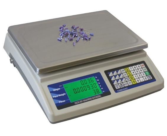 OMEGA COUNTING SCALES