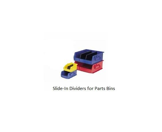 LEWISBINS PARTS BINS - SLIDE-IN DIVIDERS