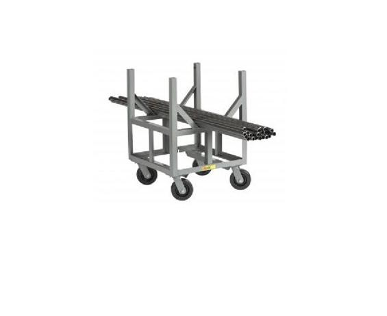 ALL-WELDED ERGONOMIC BAR CRADLE TRUCK