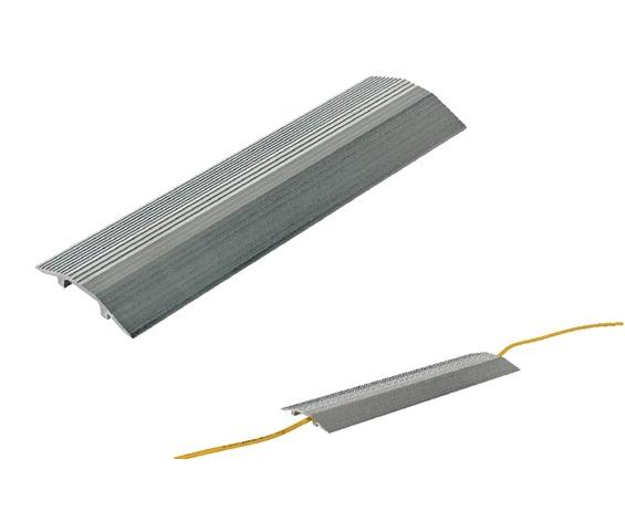 EXTRUDED ALUMINUM HOSE & CABLE CROSSOVERS