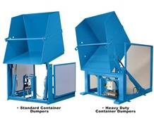 CONTAINER DUMPERS