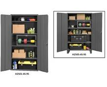 16 GAUGE, ADJUSTABLE SHELF CABINETS