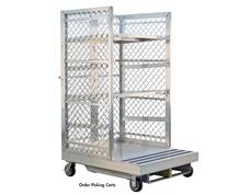 ORDER PICKING CARTS & PLATFORMS